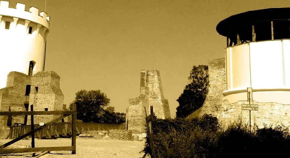 Fantoma din Cetatea Ardud