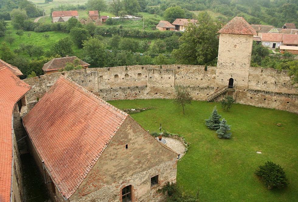 Cetatea din Calnic