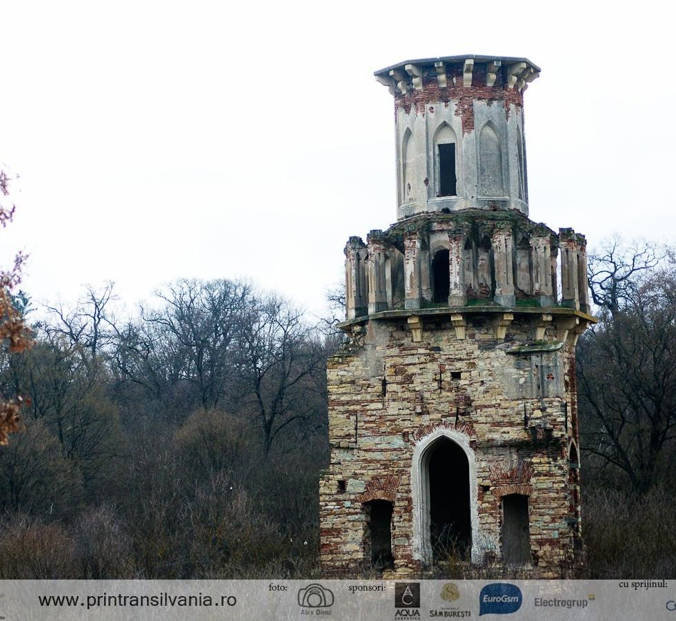 Castelul Teleki, Luna de Jos