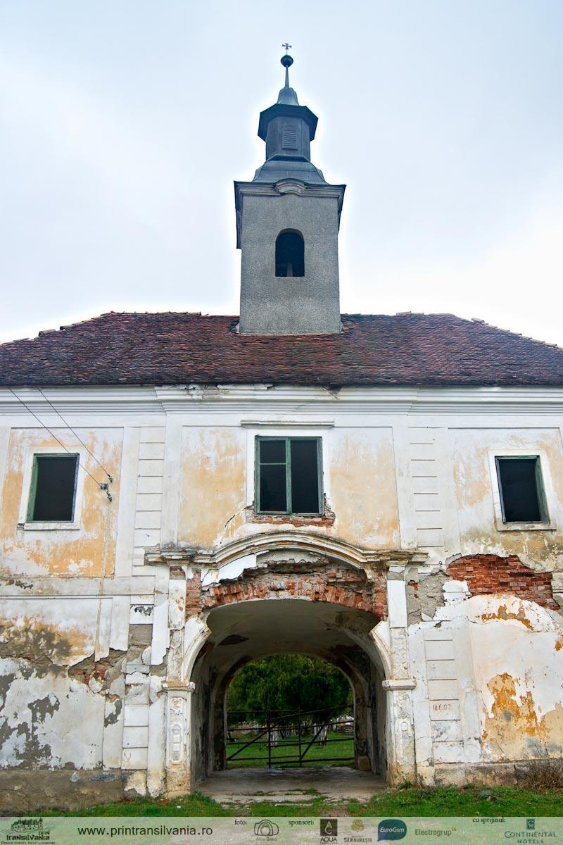Castelul Teleki din Posmuș